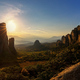 Sunset at Meteora Greece  - PhotoDune Item for Sale