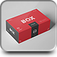 Carton Box Mock-up 23x14x8 & Wrapper - GraphicRiver Item for Sale