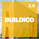 Buildico - Construction WordPress Theme - ThemeForest Item for Sale