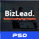 Bizlead - Business Consulting - ThemeForest Item for Sale