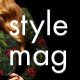Stylemag - Fashion Magazine & Shop WordPress Theme
