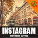 Instagram Hipster 1980 Look Photoshop Action - GraphicRiver Item for Sale