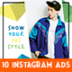 Instagram Fashion Banner #17 - GraphicRiver Item for Sale