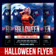 Halloween Party Flyer Template V5 - GraphicRiver Item for Sale