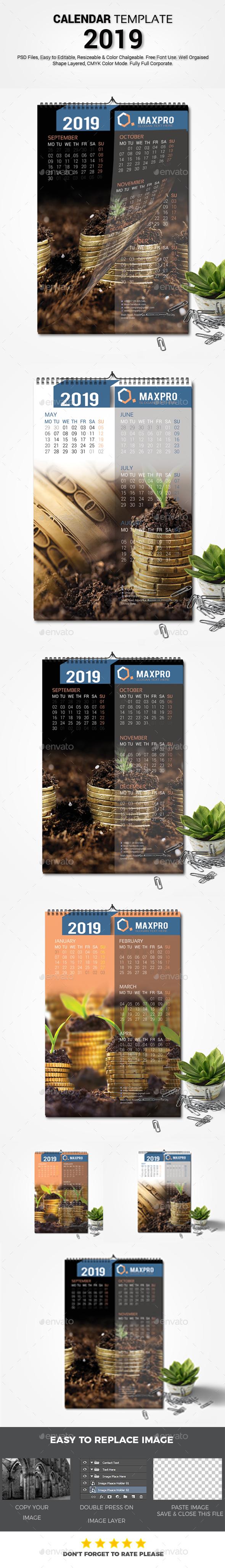 Calendar - Calendars Stationery