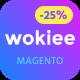 Wokiee - Multipurpose Fashion Magento Theme - ThemeForest Item for Sale