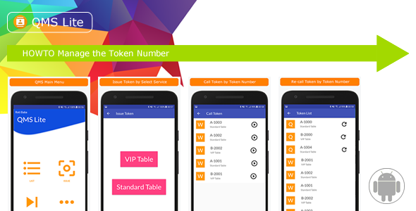 Queue Management System Lite for Android            Nulled