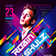 Guest DJ Party Flyer vol.22 - GraphicRiver Item for Sale