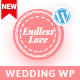 Wedding WordPress | EndlessLove Wedding - ThemeForest Item for Sale