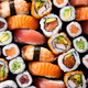 Japanese sushi collection - PhotoDune Item for Sale