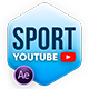 Sport YouTube Channel - VideoHive Item for Sale