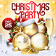 Christmas Party Flyer Templ-Graphicriver中文最全的素材分享平台