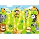 Jungle Animal Board Game Template - GraphicRiver Item for Sale