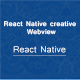 Creative webview | React Native - CodeCanyon Item for Sale