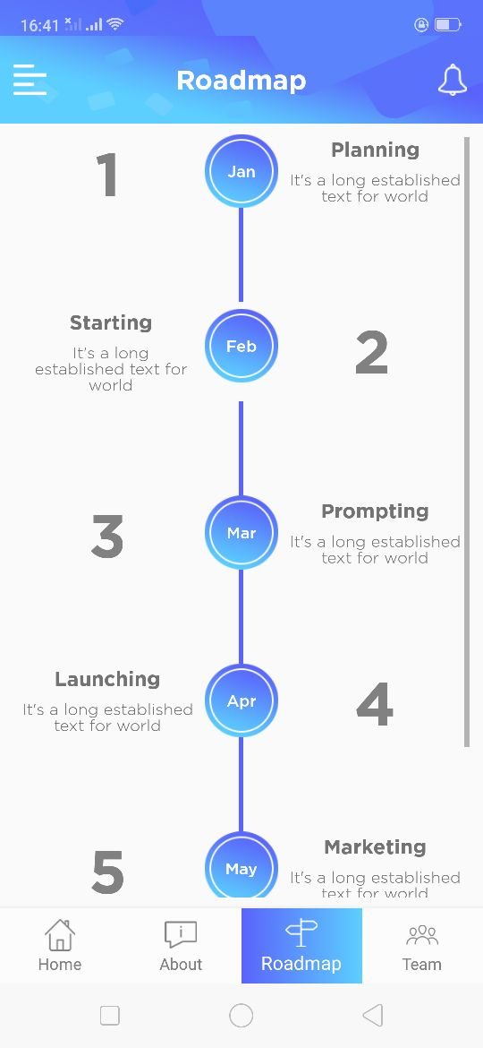 CDI Token - Android ICO Token Buy/Sell App Template