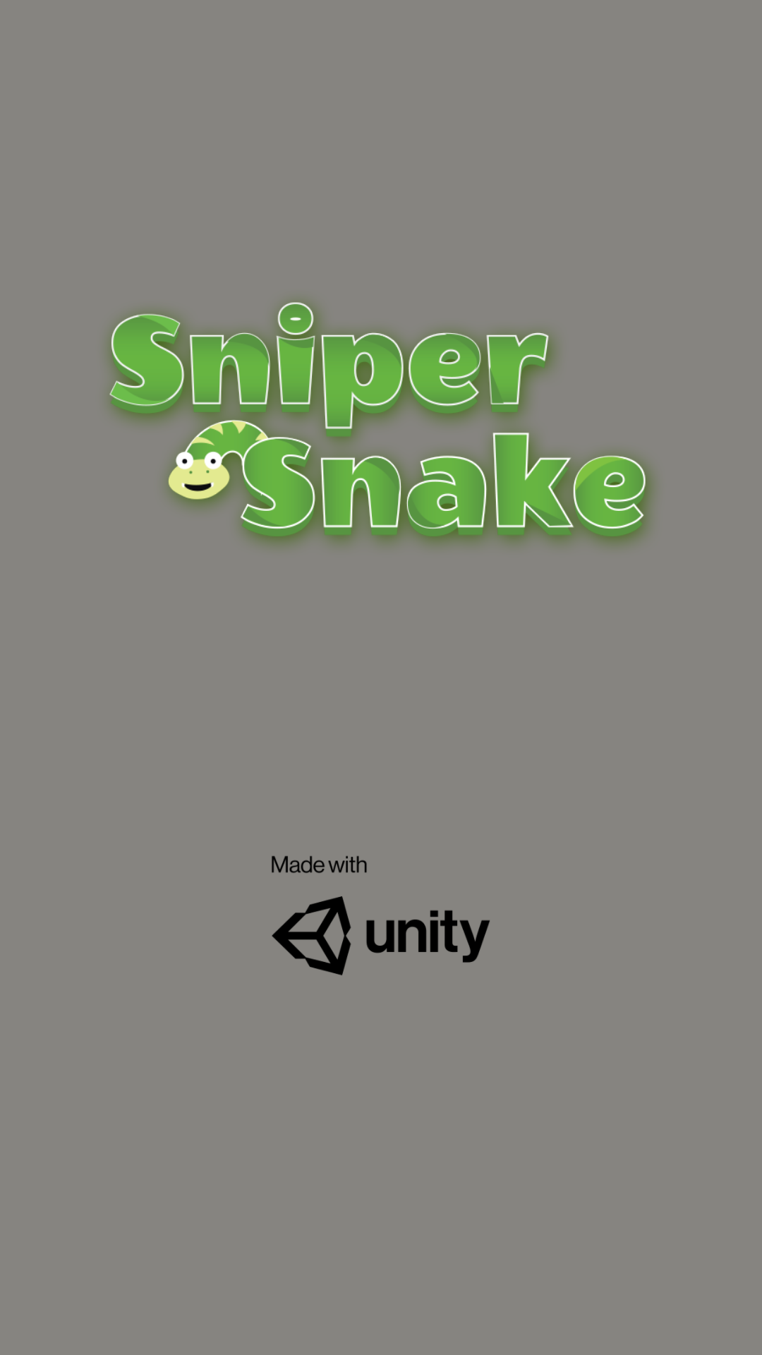 Sniper Snake Game with AdMob And Effects - Unity Game
