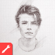 Pencil Sketch Photoshop Action - GraphicRiver Item for Sale