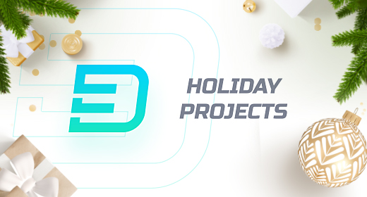 d3luxxxe - Holiday Projects