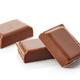 pieces of milk chocolate - PhotoDune Item for Sale