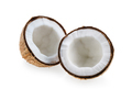 coconut isolated on white background - PhotoDune Item for Sale