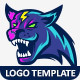 Wildcat Sport Logo Template - GraphicRiver Item for Sale