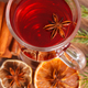 Mulled wine for christmas or winter evening with spices - PhotoDune Item for Sale