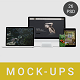 Multi Devices Responsive Website Mockup Bundle - GraphicRiver Item for Sale