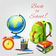 Back To School Design Concept - GraphicRiver Item for Sale
