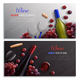 Wine Realistic Horizontal Banners - GraphicRiver Item for Sale
