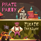 Pirate Horizontal Banners Set - GraphicRiver Item for Sale