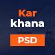 Karkhana - Industry & Factory PSD Template - ThemeForest Item for Sale