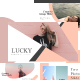Lucky - Presentation Template - GraphicRiver Item for Sale