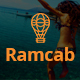 Ramcab - Tour & Travel Booking PSD Template - ThemeForest Item for Sale
