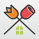 Flower House Logo - GraphicRiver Item for Sale