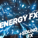 Energy Elements And Titles - VideoHive Item for Sale