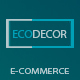 ECODECOR - Bootstrap 4 eCommerce Template - ThemeForest Item for Sale