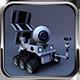 Planet 51 Rover Robot Model - 3DOcean Item for Sale