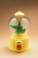 Miniature Xmas Trees in Bubblegum Machine - PhotoDune Item for Sale