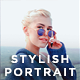 18 Stylish Portrait Lightroom Presets - GraphicRiver Item for Sale