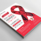 AIDS Awareness Flyer - GraphicRiver Item for Sale