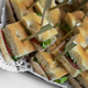 Toast and canapes on a caterer buffet - PhotoDune Item for Sale
