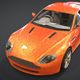 2008 Aston Martin V8 Vantage N400 - 3DOcean Item for Sale