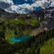 Blue Lake near Ridgway Colorado with Mountain Sneffels, Dal - PhotoDune Item for Sale