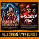 Halloween Flyer Bundle - GraphicRiver Item for Sale
