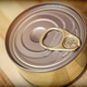 Tin on a wooden board in a kitchen - PhotoDune Item for Sale