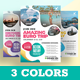 Travel & Vacation Flyer Template - GraphicRiver Item for Sale