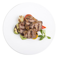 Filet mignon with vegetables. - PhotoDune Item for Sale