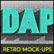 10 Retro Mock-Ups vol. 02 - GraphicRiver Item for Sale