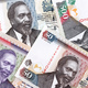 Kenyan money, a background  - PhotoDune Item for Sale