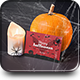 Halloween Card Mock-up - GraphicRiver Item for Sale